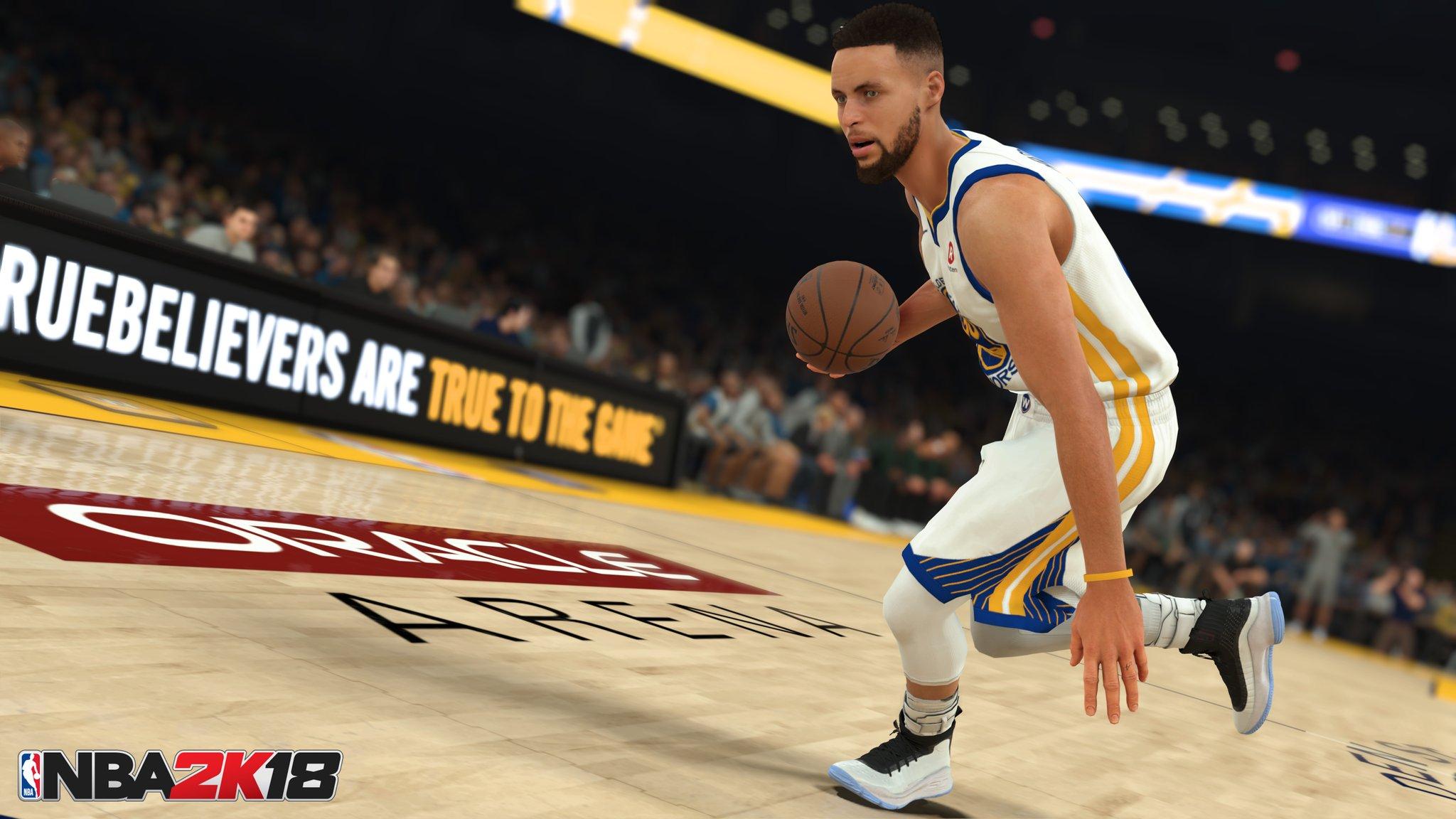 NBA 2K18 LOCKER CODES
